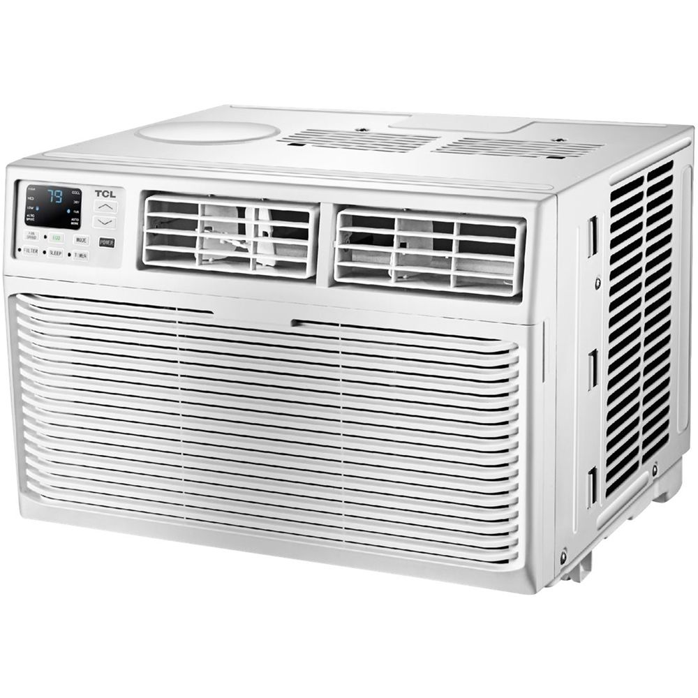 Best Buy Tcl 1399 Sq Ft 22 000 Btu Window Air Conditioner White Twc 22cr2 Uh Window Air Conditioner Air Conditioner Cool Things To Buy
