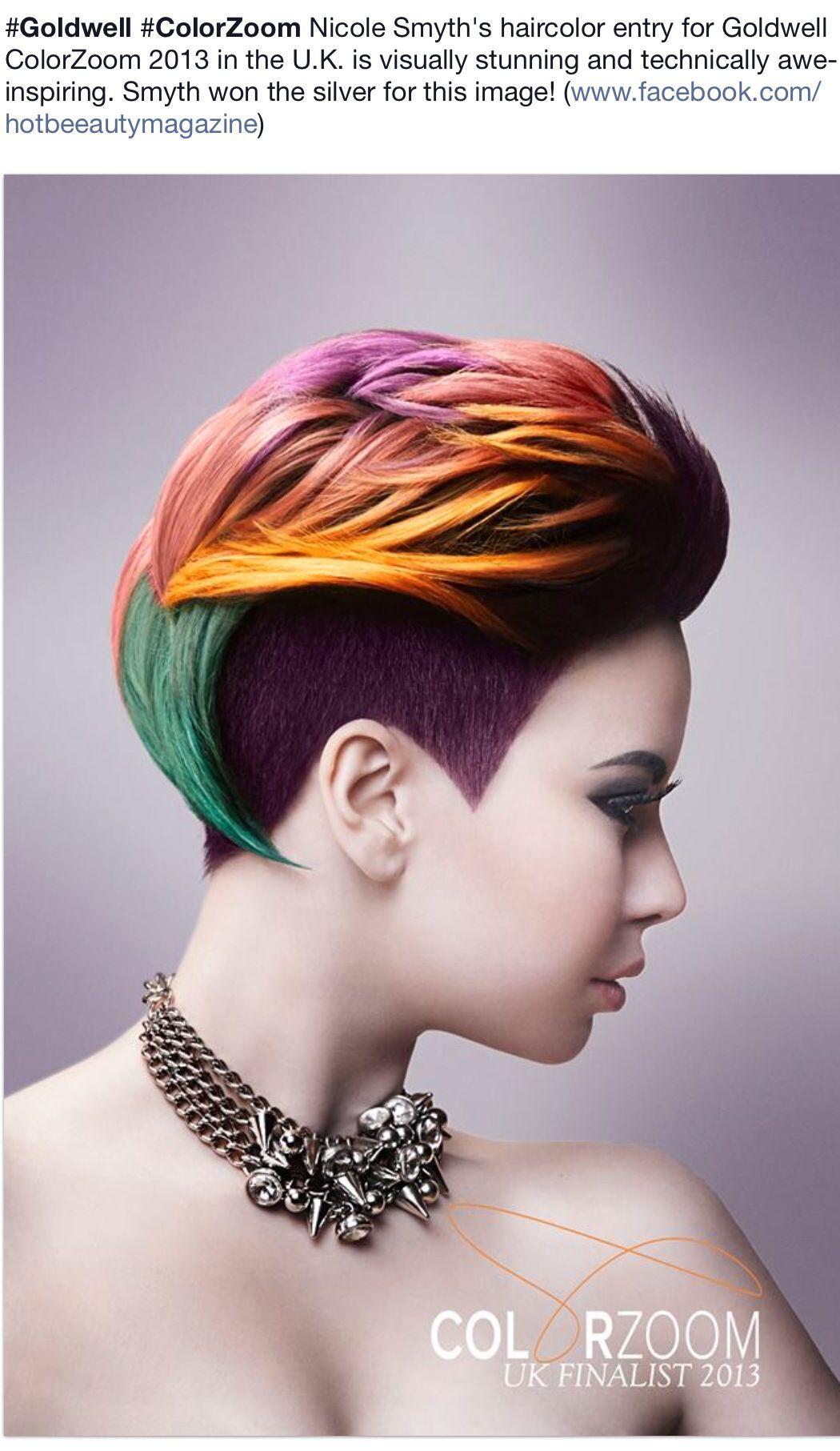 Goldwell colour zoom uk hair pinterest hair color dark