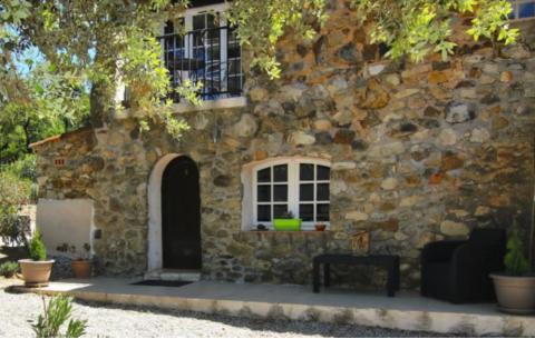 Home huisje in de provence