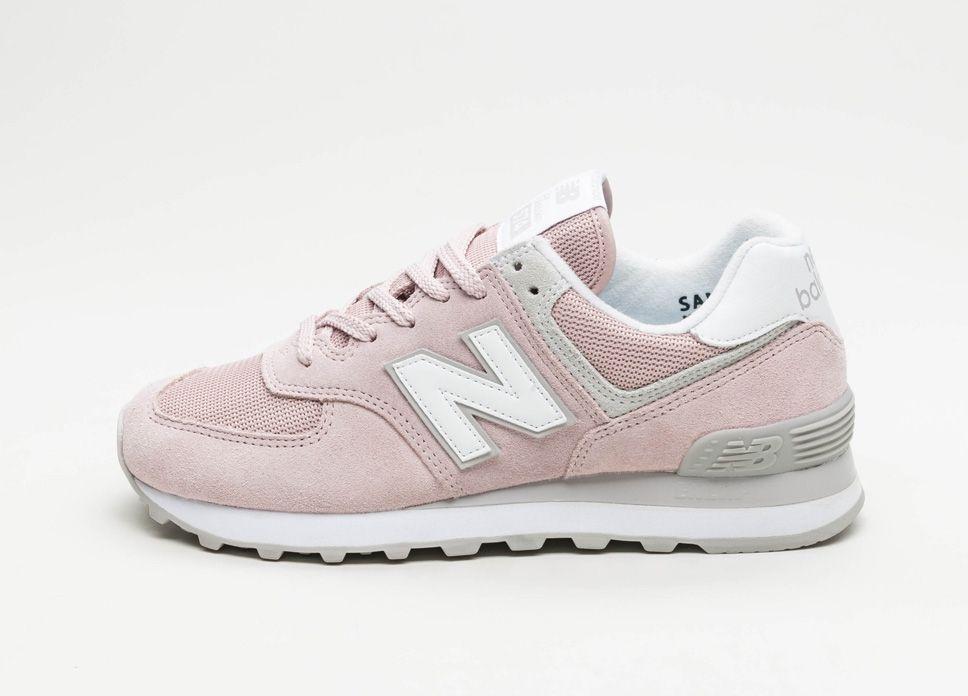 9908dba30c5 New Balance WL574ESP (Pink) #lpu #sneaker #sneakers | Birthday ...