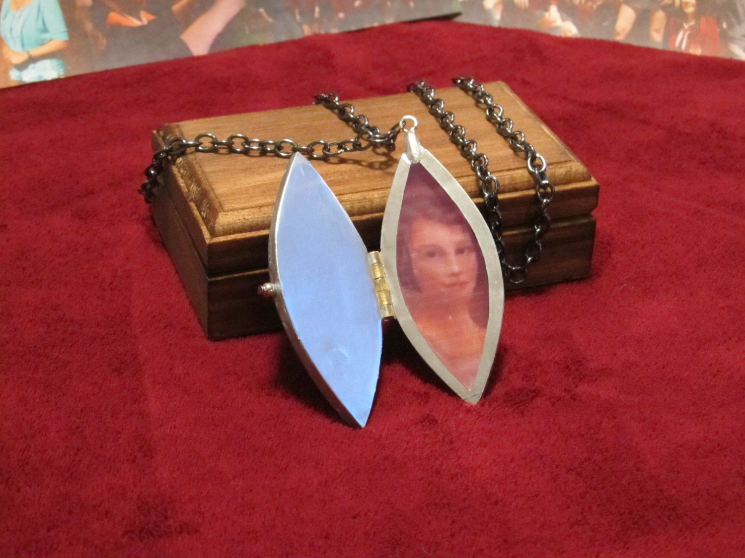House of Anubis Openup handmade replica of by HarnishUnlimited, $45.00