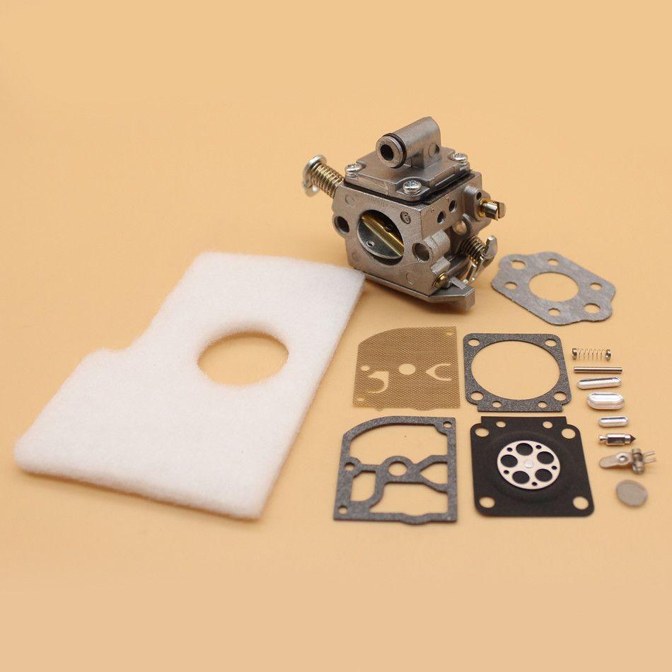 Carburetor Air Filter Repair Rebuild Kit For STIHL MS170