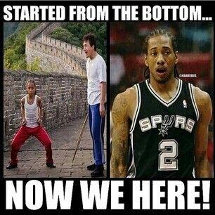 Haha Karate Kid Jaden Smith And Kawhi Leonard Nba Champions Memes Basketball Players