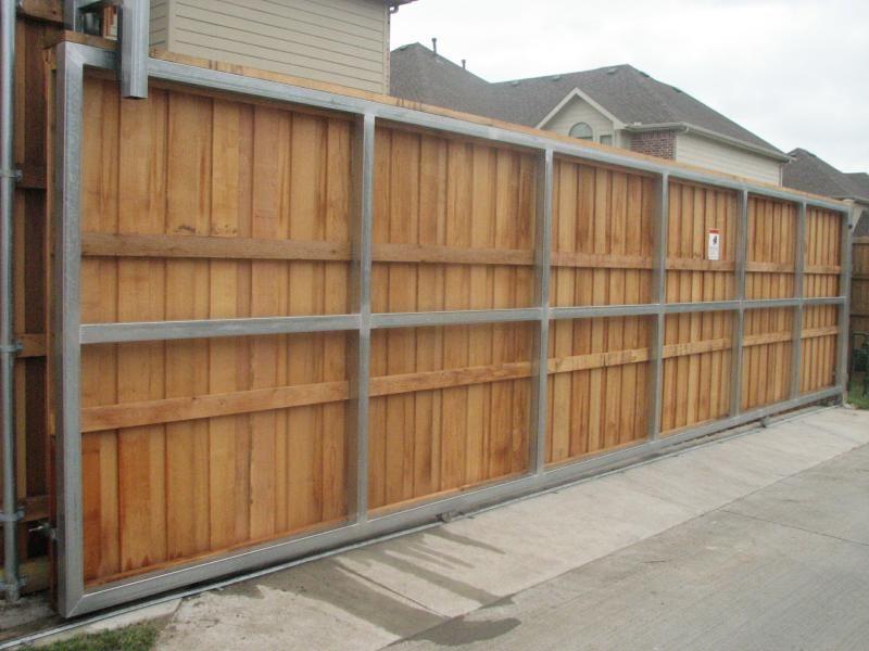 Sliding Automatic Driveway Gate Driveway Gates