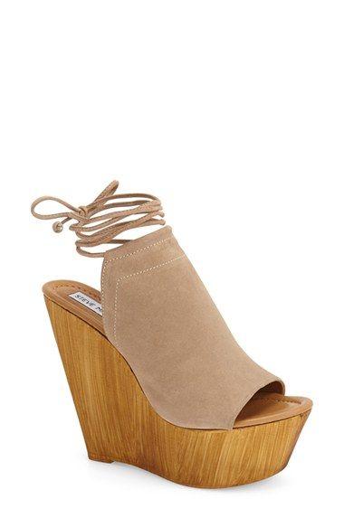 Steve Madden 'Bonelli' Platform Wedge Sandal (Women) | Nordstrom