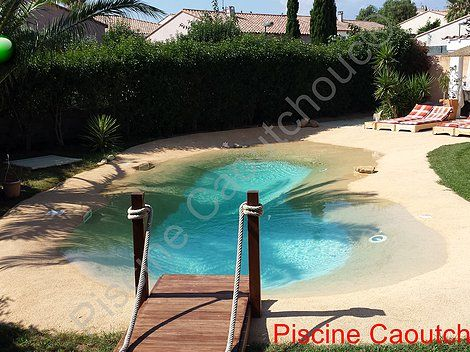 Piscine Plage Pool Love Pinterest Swimming Pools And Construction