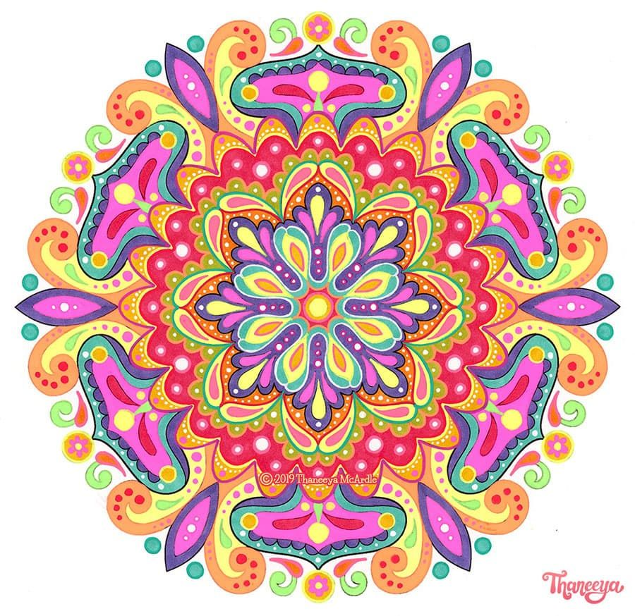 Detailed Mandala Coloring Pages Fun Printable Coloring Pages To Download Print And Color Art Is Fun In 2020 Mandala Coloring Mandala Coloring Pages Abstract Coloring Pages