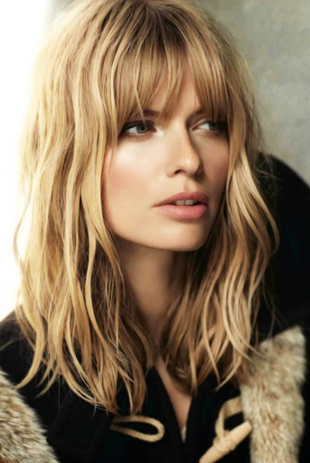 hairstyles with bangs best for your face shape wavy | hair cuts
