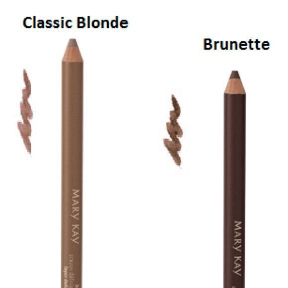 Brow Definer Pencil Mary Kays Brow Definer Pencil In Blonde