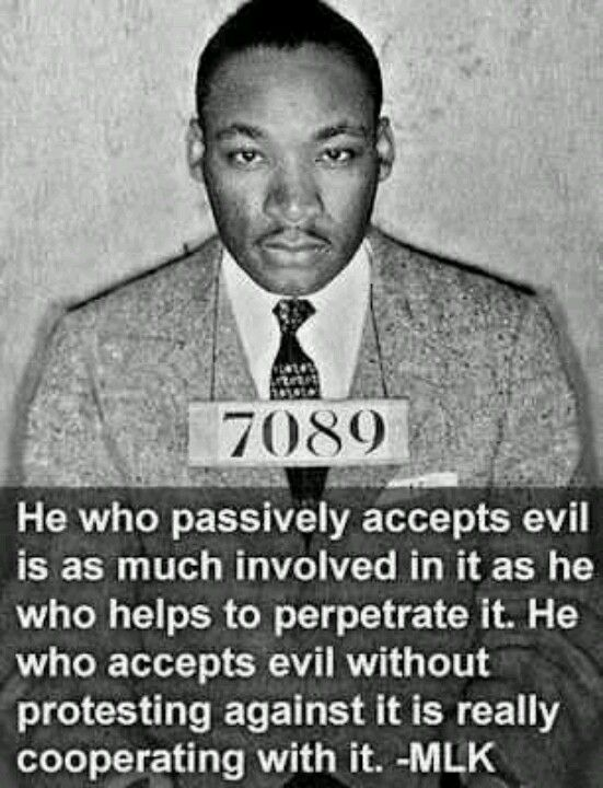 Letter From Birmingham Jail Quotes Martin Luther King Jrquote  Assertive  Pinterest  King Jr