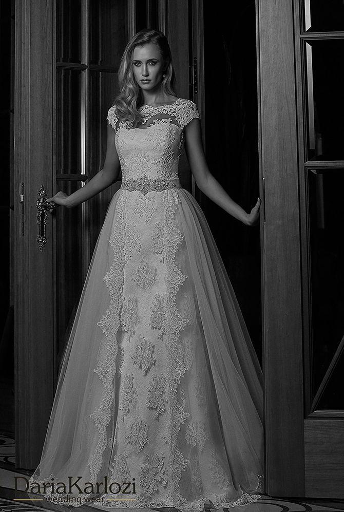 Daria Karlozi 2017 Wedding Dresses | Wedding dress, Bridal ...
