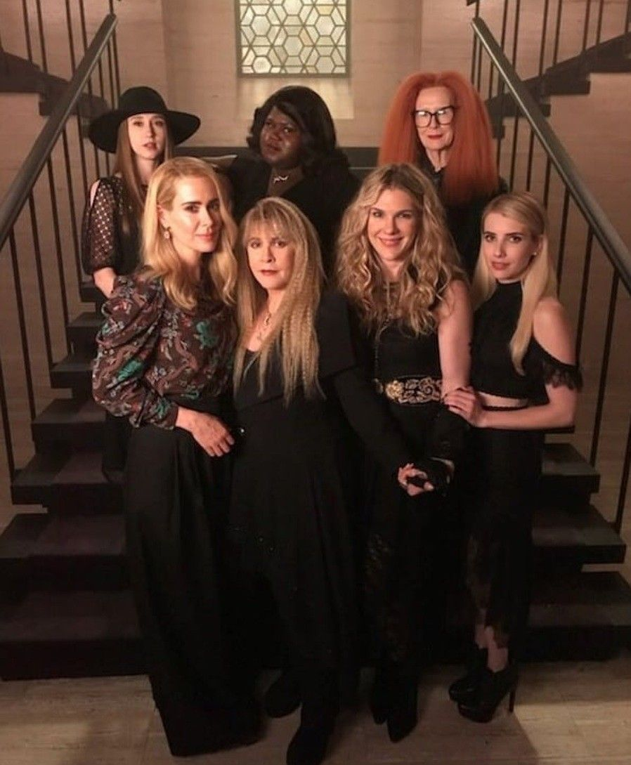 Stevie And The Witches American Horror Story Coven