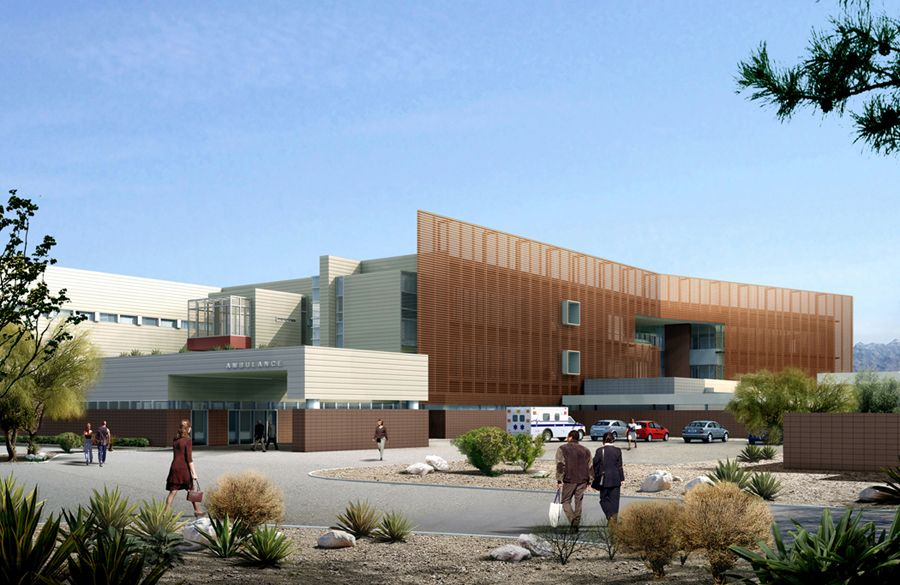 Gallery of pima county behavioral health pavilion and