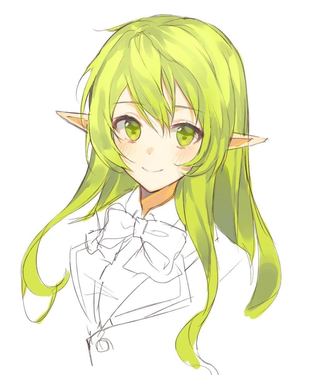 Pin By Jason Michael On Anime Anime Elf Elsword Anime Art Girl