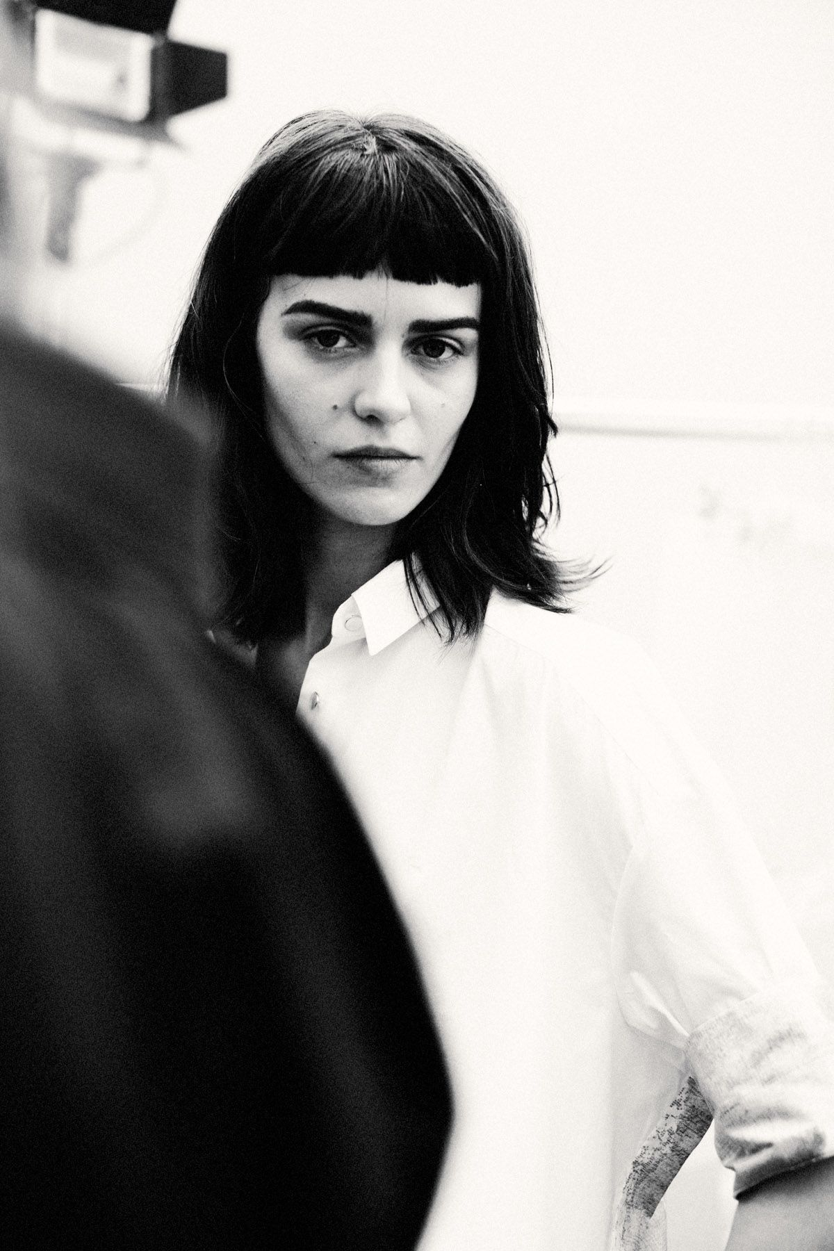 Marta dyks at acne studios ss by lea colombo the look