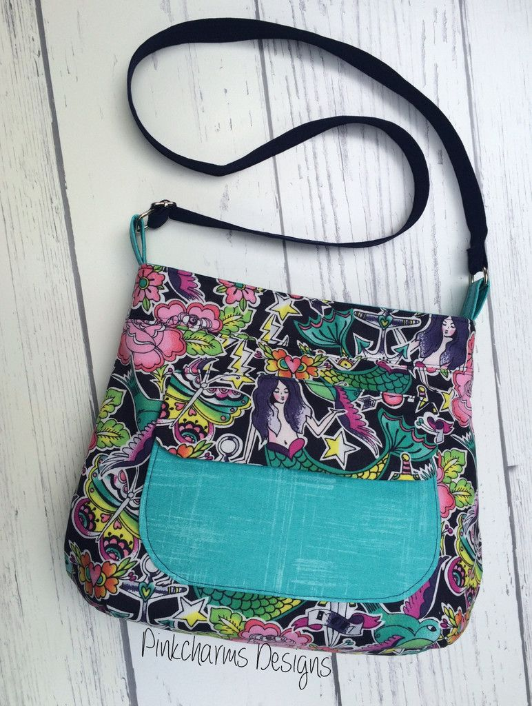 Cross Body Bag Pattern New Decorating Design