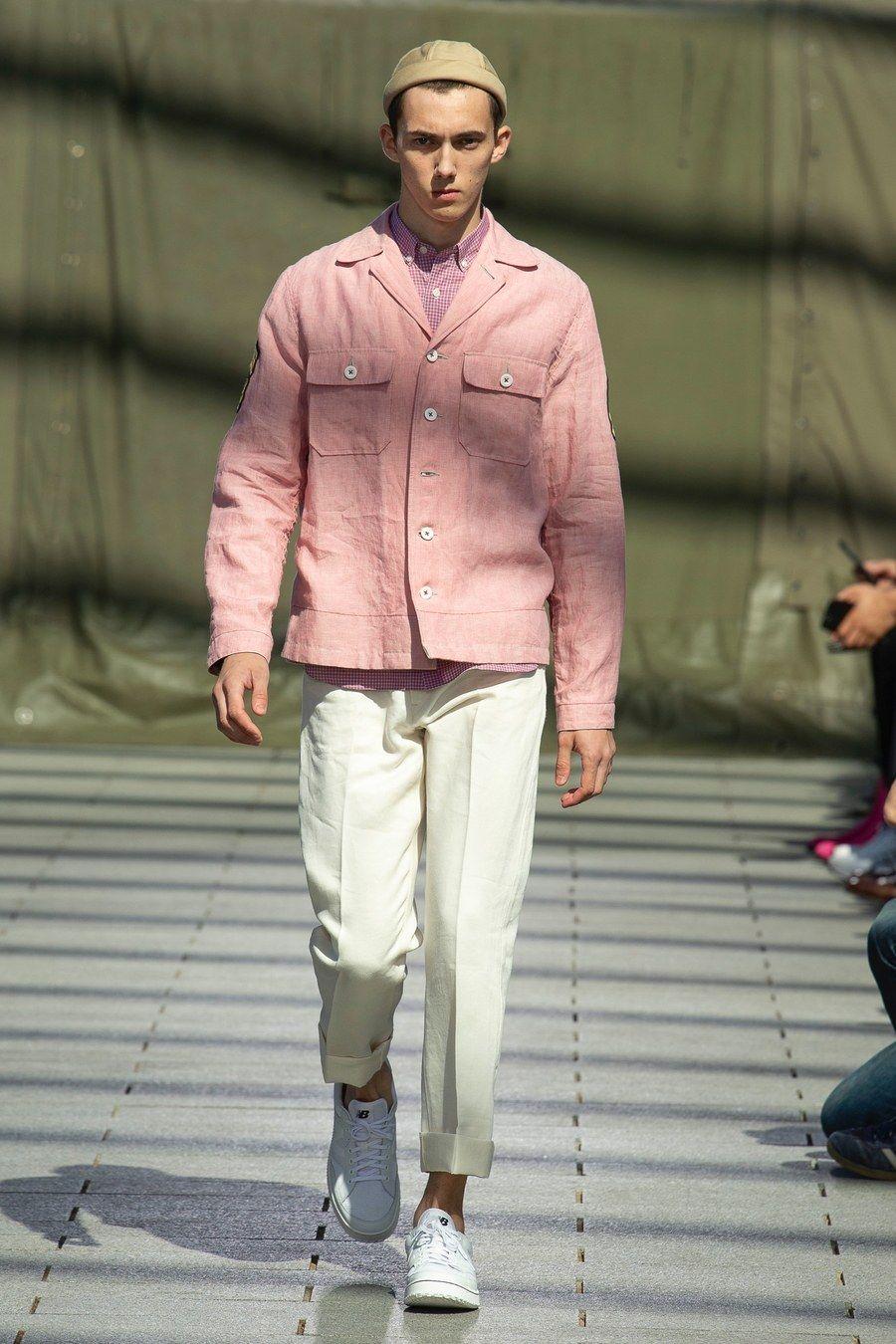 Spring 2019 Menswear Junya Watanabe Ootd Inspo Fashion Mens