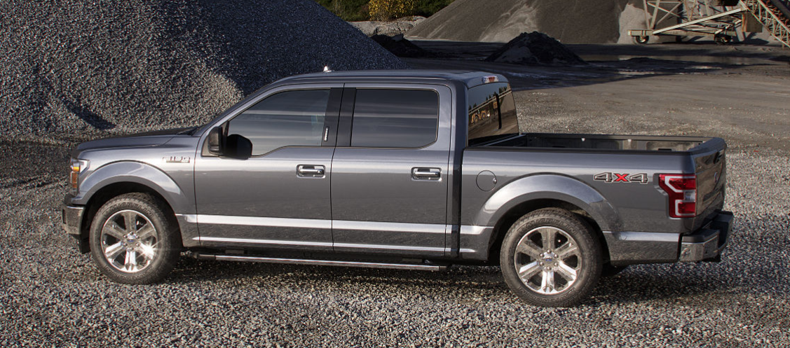 2018 F150 Colors >> 2018 Ford F 150 In Lead Foot Grey A New Color For The