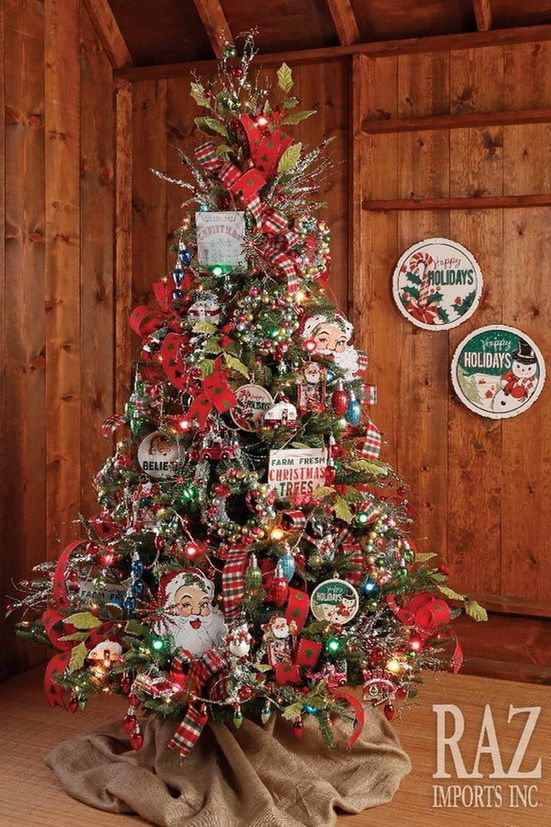 The Tree Lot Christmas Tree Christmas Tree Images Vintage Christmas Tree Christmas Tree