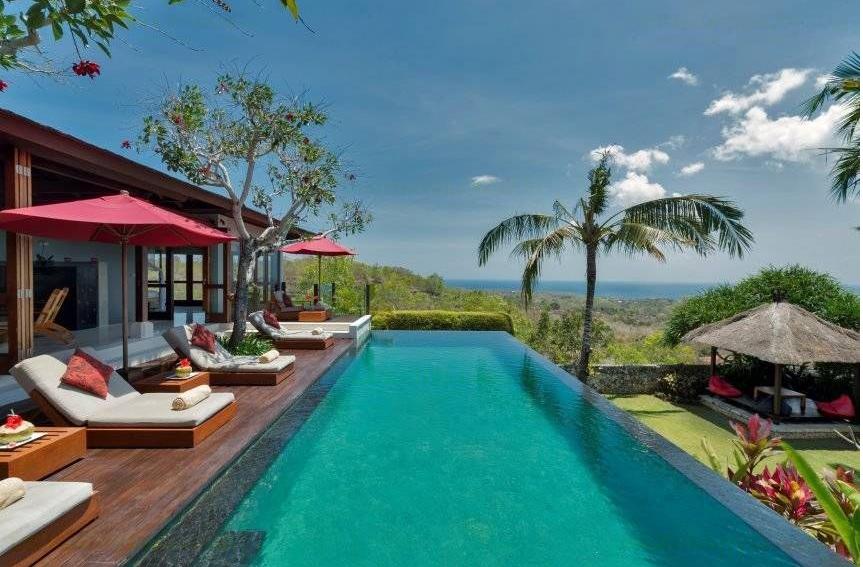 Villa Capung | 3 bedrooms | www.baliultimatevillas.net #bali #uluwatu #luxurious #villa