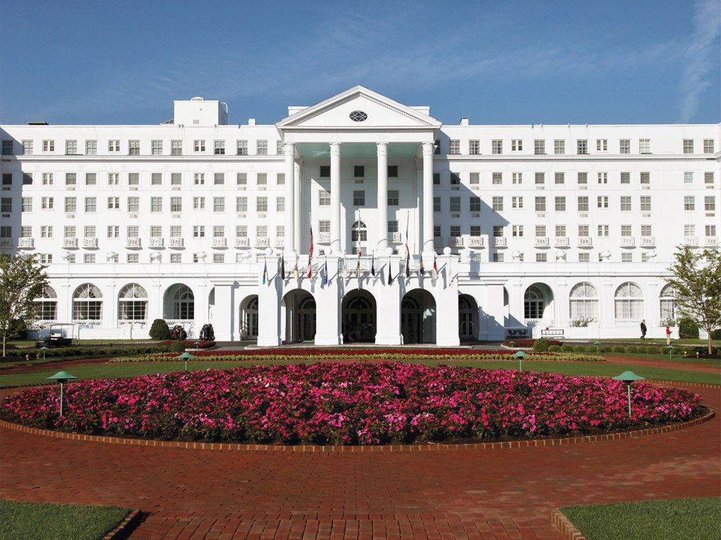 The Greenbrier White Sulphur Springs West Virginia Resorts