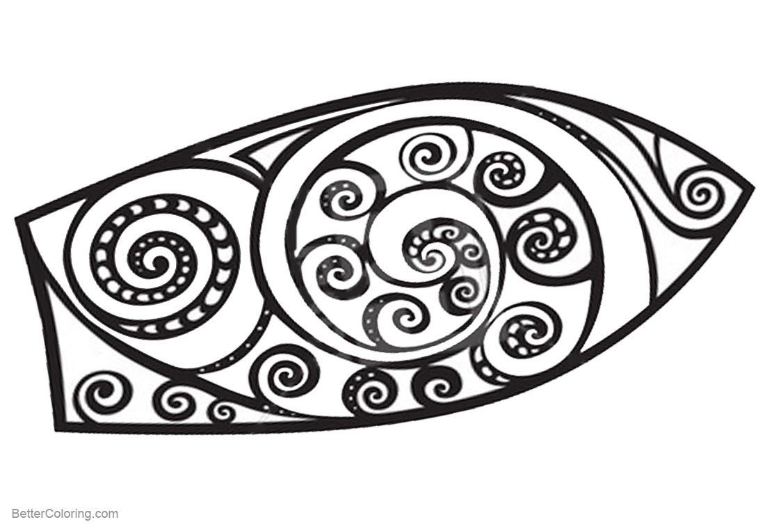 Pattern Coloring Pages Coloring Pages Surfboard Pattern Coloring