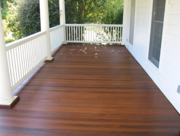 Find this Pin and more on Hardwood Flooring. Greatest Beautiful Porches  with Dark Wood ... - Hardwood Flooring & Hard Wood Floor Refinishing In Utah, Salt Lake