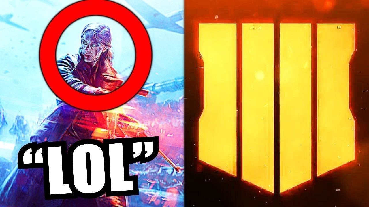 Bo4 Vs Bf5 Battlefield 5 Is Garbage Says Community Bo4