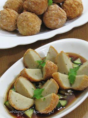 Dapur Griya Khayangan Pempek Adaan Resep Makanan Resep Masakan Resep Masakan Indonesia
