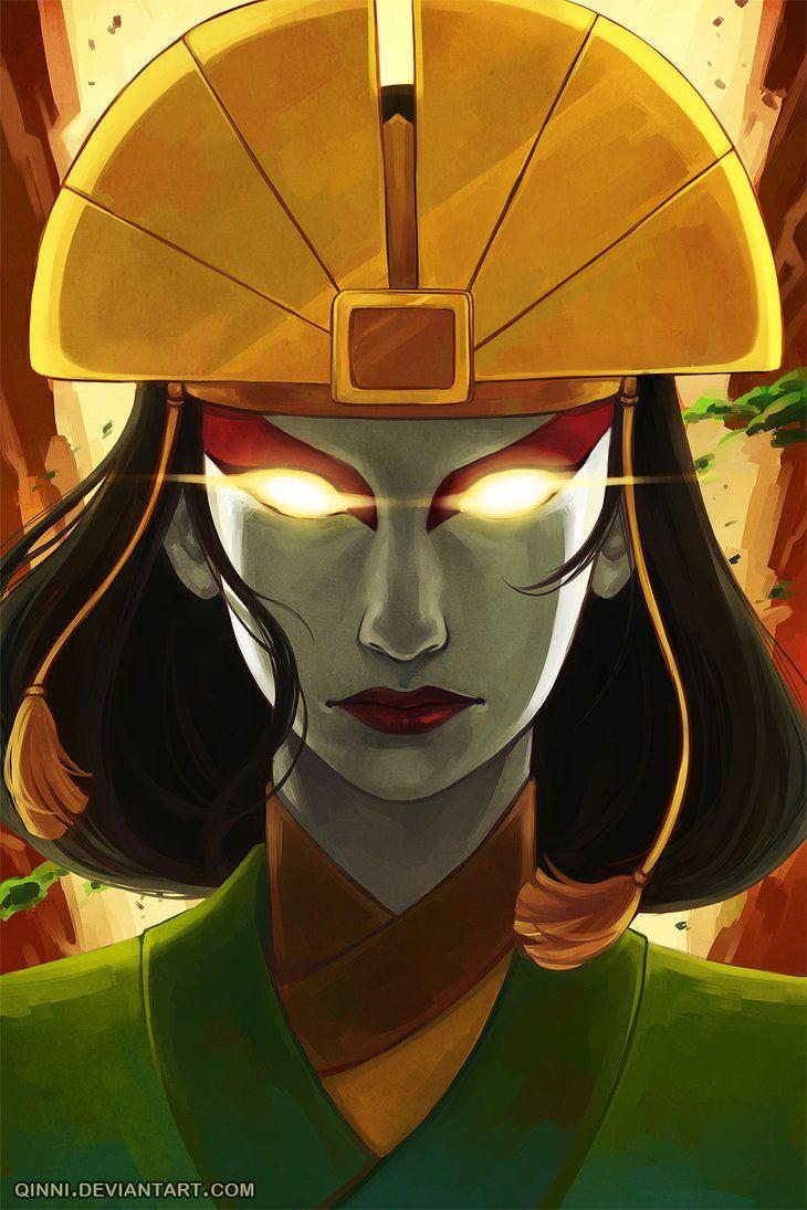 Avatar The Last Airbender Legend Of Korra Avatar Kyoshi By