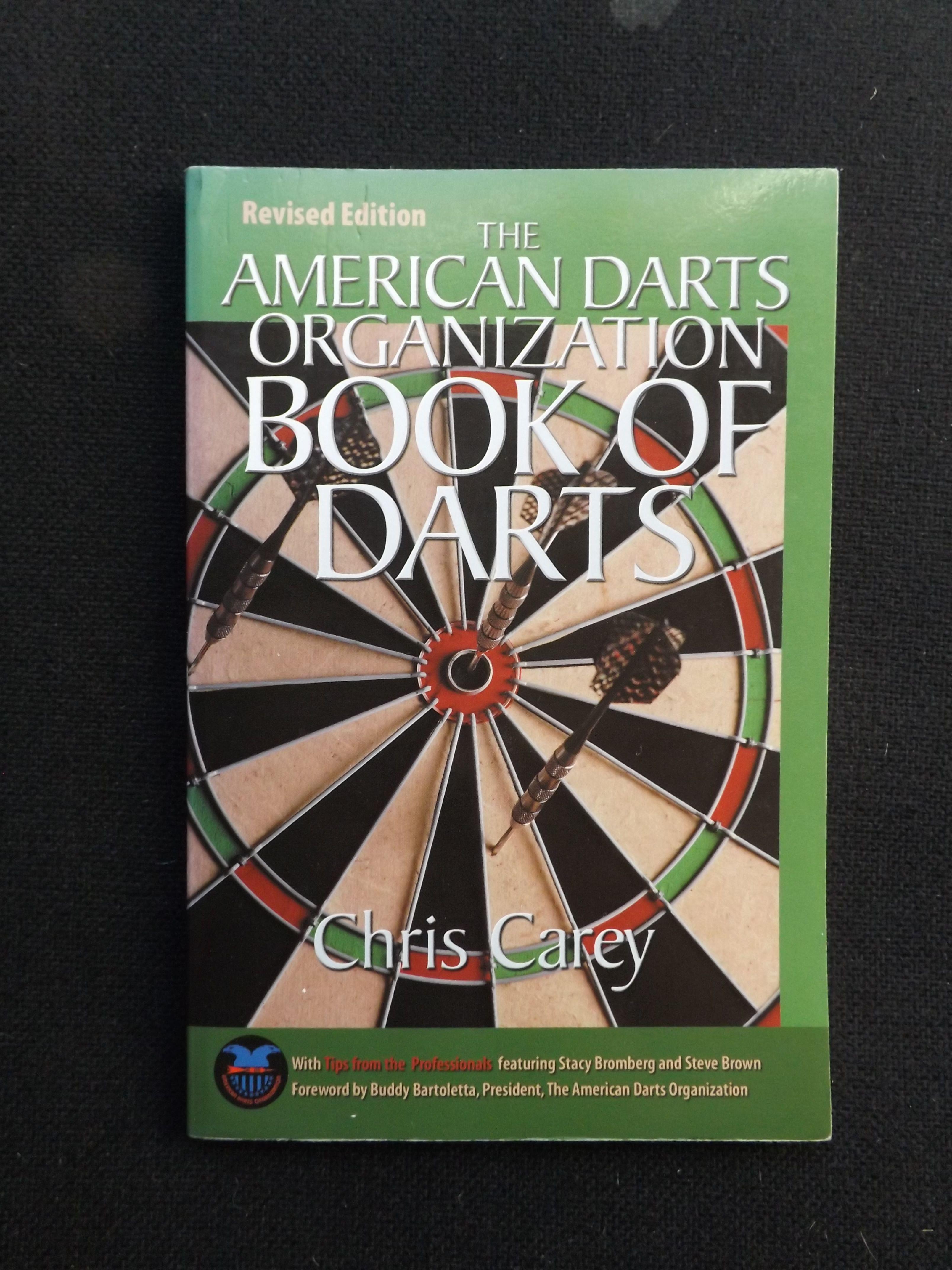 The ADO Book of Darts 2005 Darts, Book organization, Books