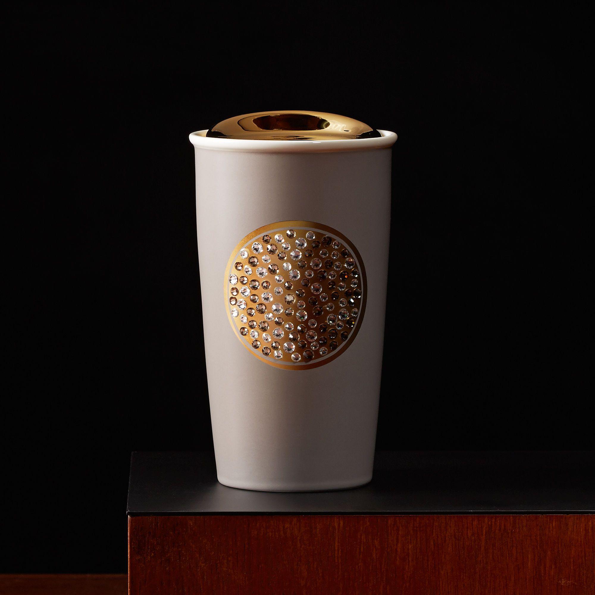 Starbucks 2105 Swarovski mug $52