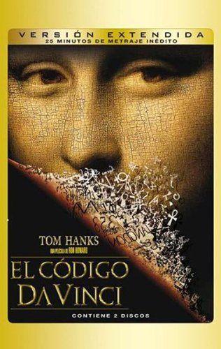 The Da Vinci Code. El Código Da Vinci [Vídeo] / una película de Ron Howard. Ficha artístico-técnica: http://www.filmaffinity.com/es/film306442.html Signatura: CINE (ARQ) 117   Na biblioteca: http://kmelot.biblioteca.udc.es/record=b1422501~S1*gag