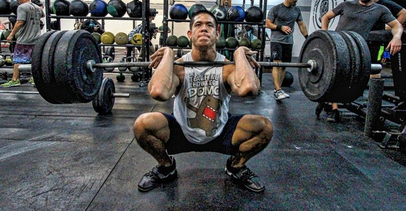 Pick Up the Bar! Front Squats (With images) Front squat