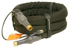 Winter water hose rv