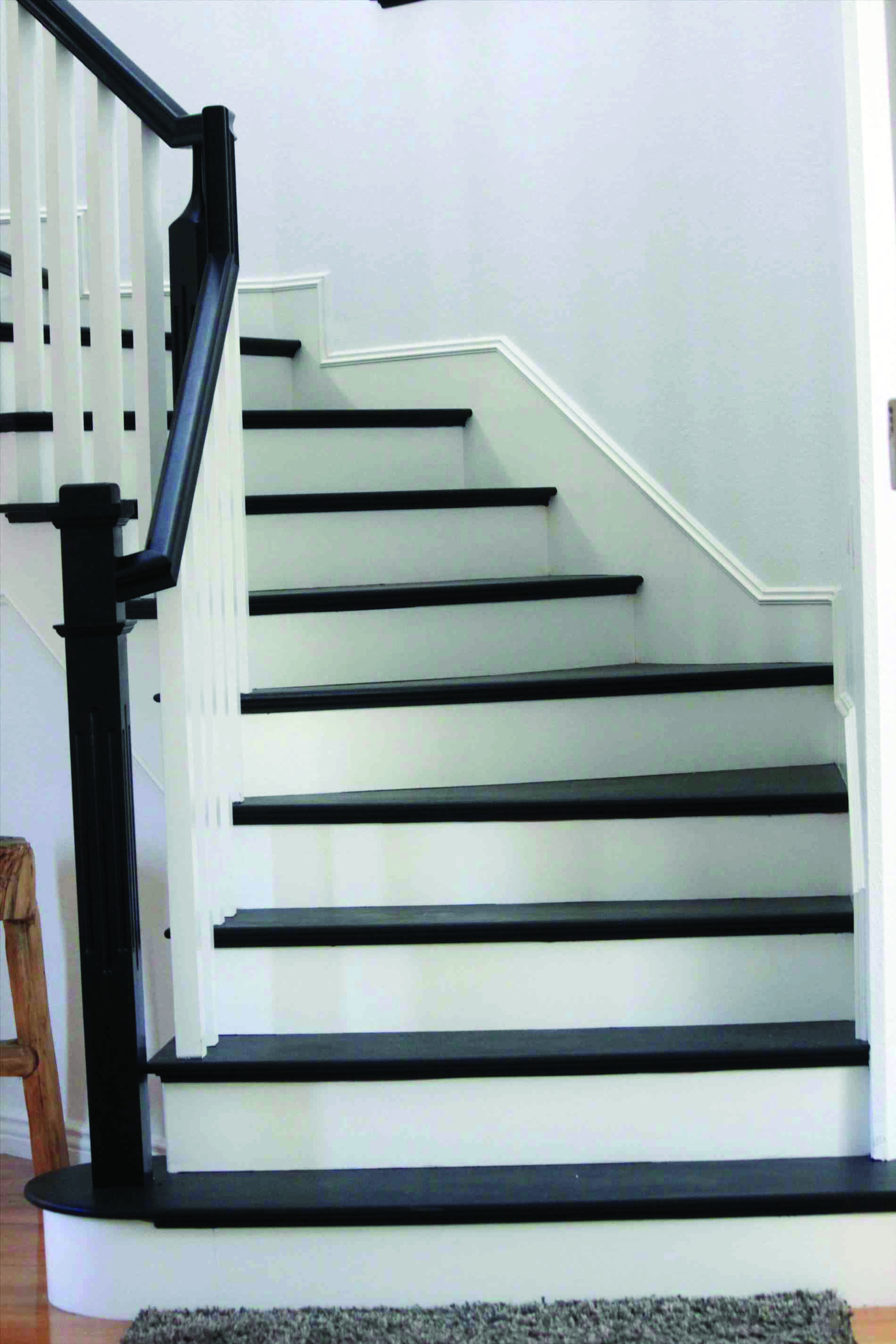 Painted Staircase Ideas Painted Staircases Painted Stairs
