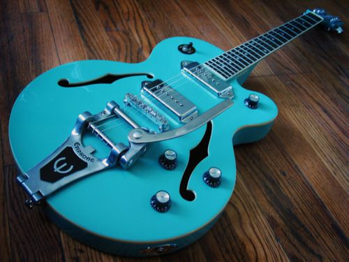 All that is good design - Wildkat - guitar epiphone