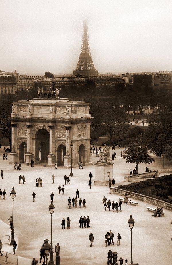 antique paris