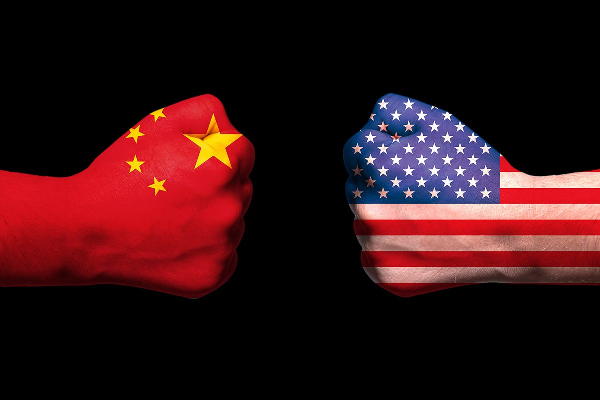 Chinese-US Trade Wars can lead to PS5 price hikes – RS-NEWS | War, China trade,  Black backgrounds