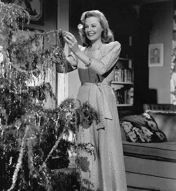 Merry Christmas, June Allyson