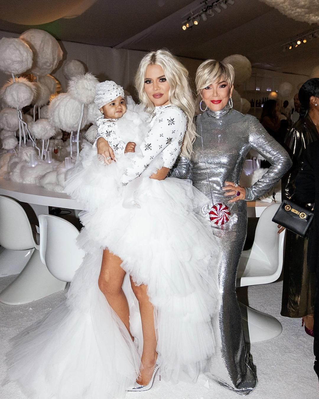 Kris Jenner Christmas 2019 True, Khloe and Kris | SLAY My Life✨ in 2019 | Khloe kardashian