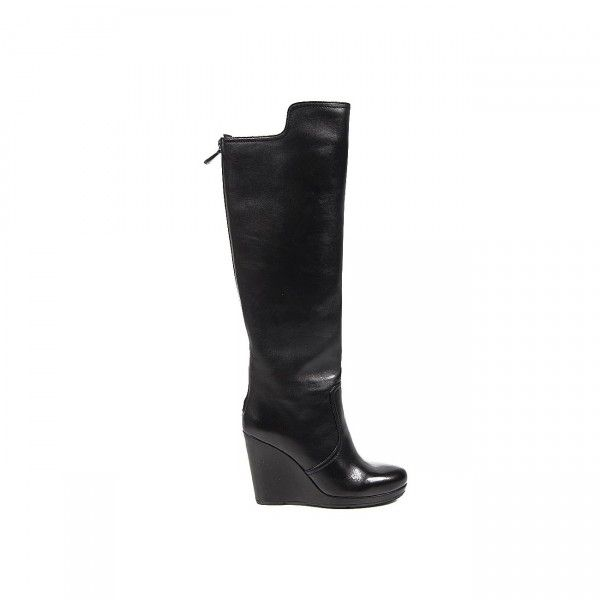 4f696663011 Color  Black Size  39 EUR – 9 US Made of  100% LEATHER Prada Linea Rossa  ladies boots 3WZ020 OXT F0002 Details – External Composition  Leather –  Sole  ...