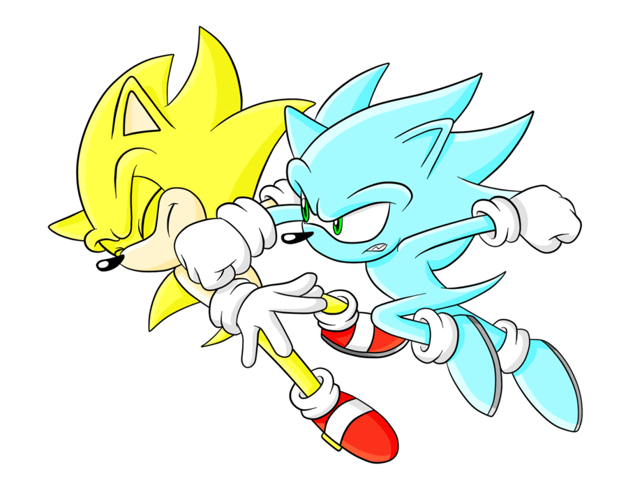 super nazo super sonic vs nazo by sonicguru on deviantart - Classic Super Sonic Coloring Pages