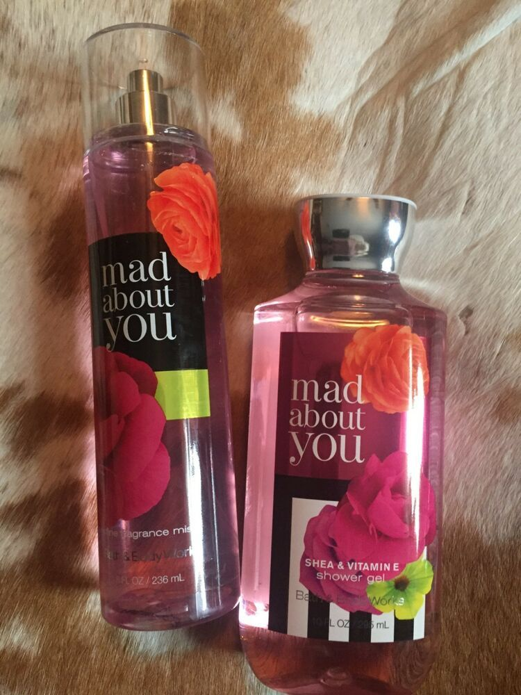 Details About Bath Body Works Mad About You Fine Fragrance Mist