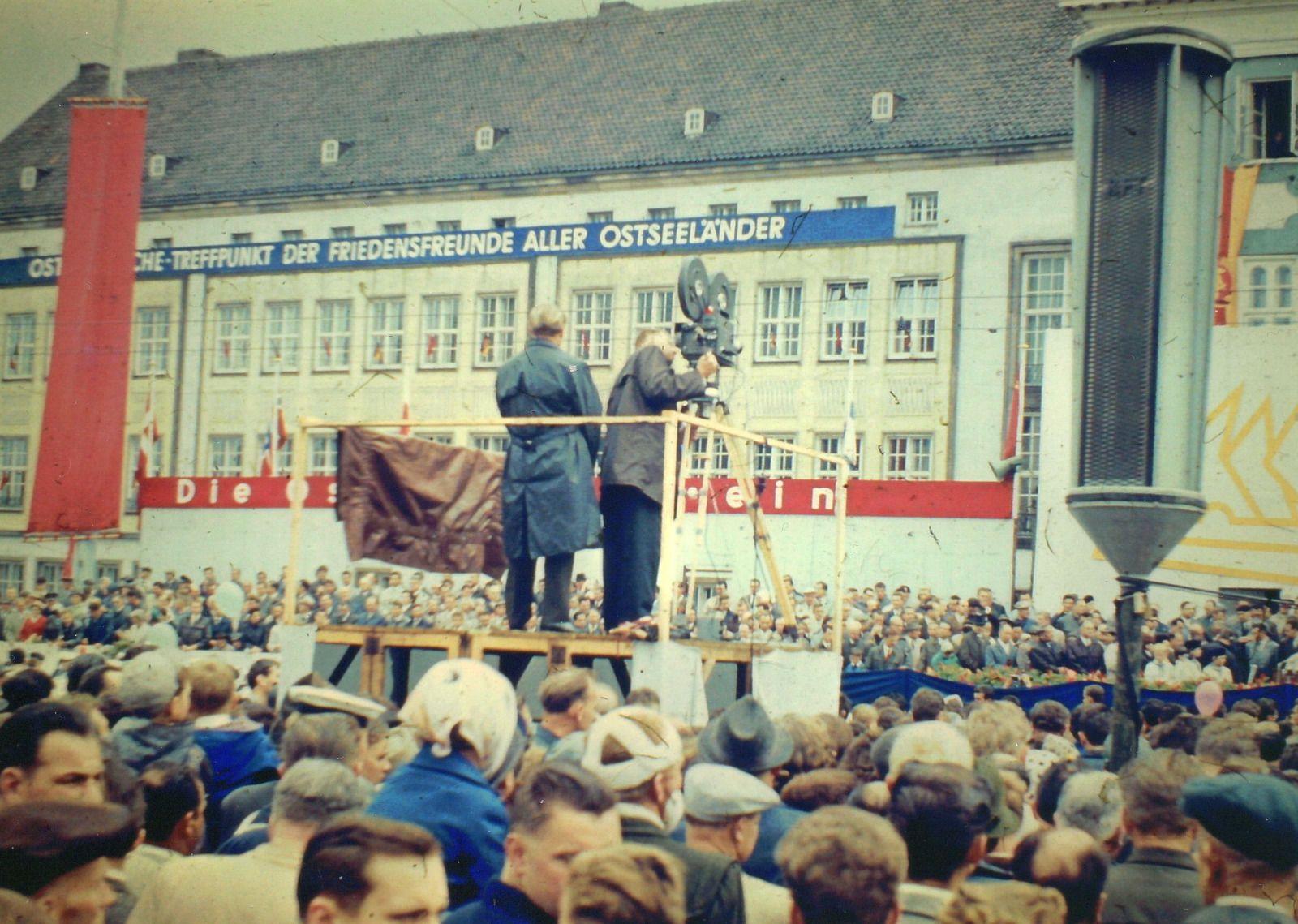 "Rostock ""Ostseewoche 1963"""