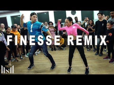 Fitness & Dance Tips - Video : FINESSE (Remix) - Bruno Mars ft Cardi B Dance | Matt Steffanina #Videos