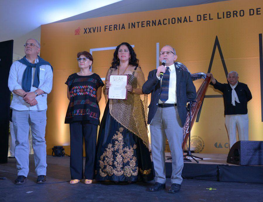 RECITAL DE LA SOPRANO OLIVIA GORRA ENGALANÓ EL CIERRE DE LA FILAH