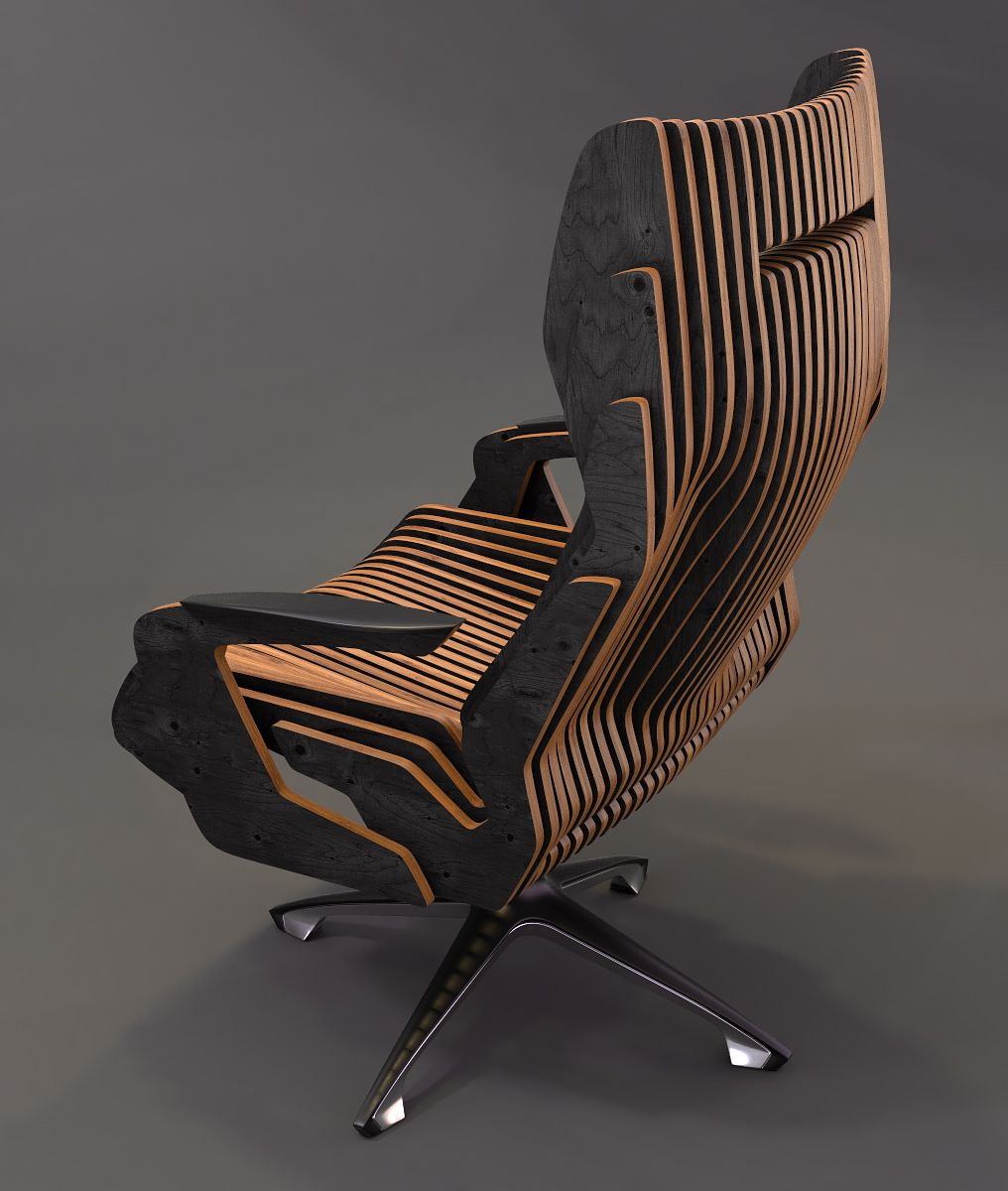 Concept Of Parametric Chair Chairs Furniture