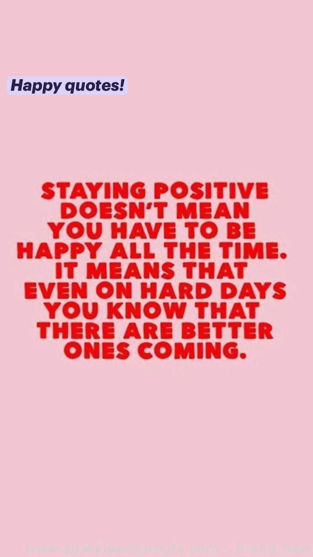Happy quotes!