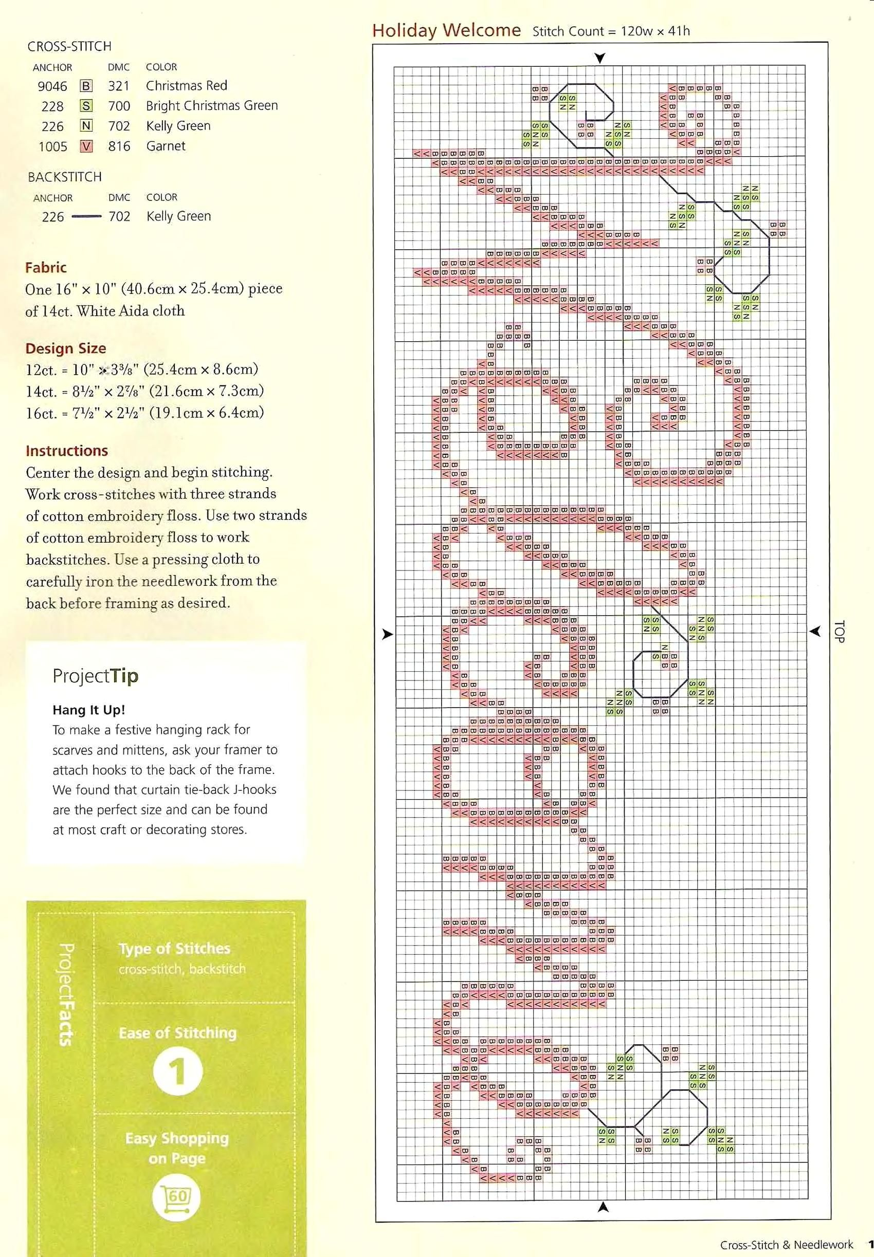 welcome cross stitch pattern | Cross stitch | Pinterest | Punto de ...